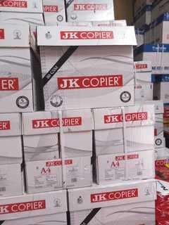 JK COPIER white one size