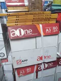 AOne Copier Paper normal one size