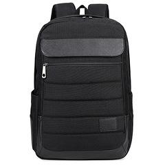 Fashion Leisure Travel Shoulder Backpack Multifunctional Laptop Bag and School Bag black one size