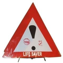 Triangular Metal Life Saver
