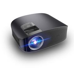 Projector YG600 Update YG610 HD 3600 Lumens Wired Sync Display Beamer Multi Screen Home Theatre HDMI black yg600