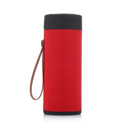 The S8 portable wireless Bluetooth speaker is waterproof and super heavy subwoofer red picture