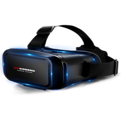 Smart Vr Glasses Virtual Reality Mobile Phone 3D Cinema Game VR Helmet picture picture picture