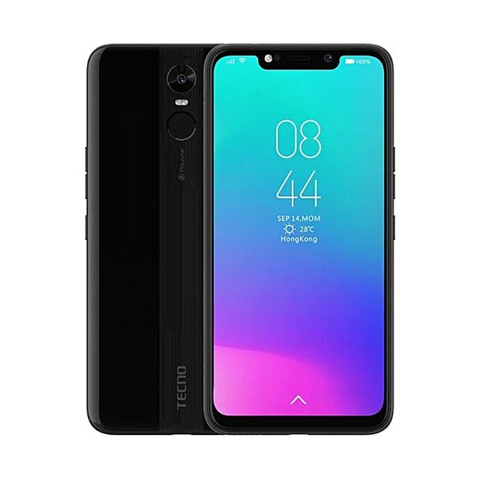 "TECNO Pouvoir 3 (LB7), 6.2"", 32GB + 2GB (Dual SIM) Black"