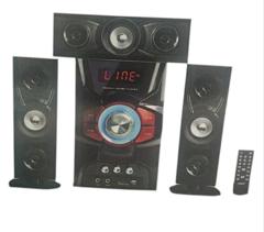 Ampex F53 3.1 Channel SUBWOOFER - BT/USB/SD/FM DIGITAL Black 15000W PMPO 3.i woofer system