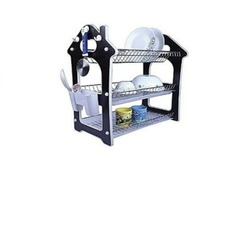 3 Tier Dish Rack Utensils Organizer As per the picture