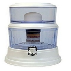Water Purifier White 1 quantity