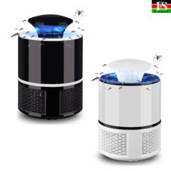 Mosquito killer USB electric mosquito killer Lamp Photocatalysis mute home LED bug zapper Black