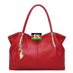 Women Handbags Luxury PU Leather Women Bags Designer Shoulder Bag Female Tote Bag Ladies Hand Bag red 15.36*5.91*9.85in