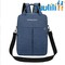 UULILI  Business Laptop Bag Backpack USB Men's Fashion Backpack & Travel Bags dark blue 11*5*15(in)
