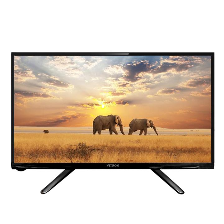 Vitron 24inch Digital LED HD TV black 24