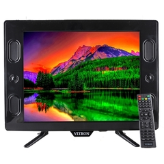 VITRON Hot Sale TV Screen Size 19 inch LED ATV Digital TV black 19