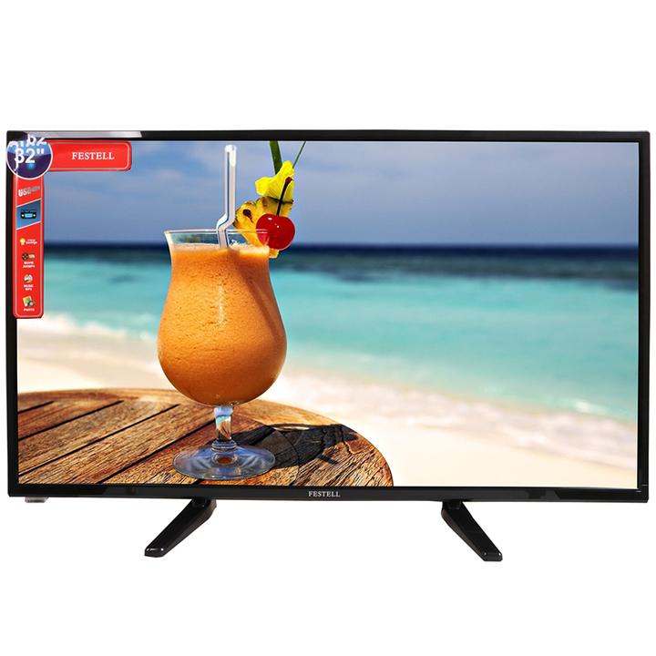 FESTELL TH-32A88 32 inch LED Digital TV Full HD 1080P Television black 32