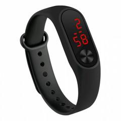 Led watch sports fashion electronic leds bracelets watches smartwatch watch black couple