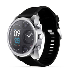 T3 Health Monitoring Waterproof Ultra-Long Standby Bluetooth Smart Watch black one size