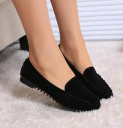 ladies summer flat shoes women flats black 38