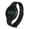 H8 Sports Smartwatch Bluetooth 4.0 App for iPhone Infinix Huawei Android Phones smart wristband Black One size(Dial diameter 37mm)