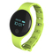 H8 Sports Smartwatch Bluetooth 4.0 App for iPhone Infinix Huawei Android Phones smart wristband Green One size(Dial diameter 37mm)