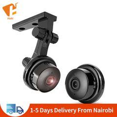 Mini WiFi IP Camera Wireless Home Security Camera CCTV IR Night Vision Motion Detection SD Card Slot No lights Bracket Version