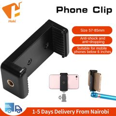 Selfie Live Photography Accessories Ball Head 3 Position Phone Clip Tablet Clip Bluetooth Remote Phone Clip one size