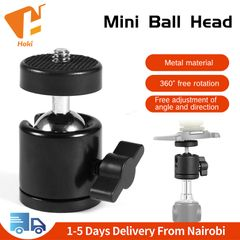 Selfie Live Photography Accessories Ball Head 3 Position Phone Clip Tablet Clip Bluetooth Remote Mini Ball Head one size