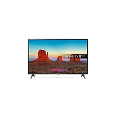 LG 43UK6300PVB - 43 inch Smart UHD 4K LED TV black 43 inch
