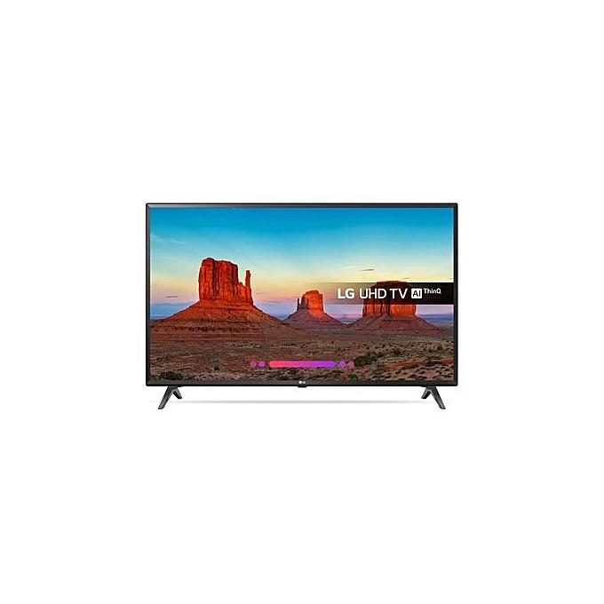 LG 43UK6300PVB - 43 inch Smart UHD 4K LED TV black 43 inch