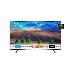 Samsung 49RU7300- 49'' - UHD 4K Curved Smart LED TV black 49 inch