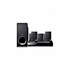 Sony TZ140 - 300W - 5.1Ch - DVD Home Theater Black