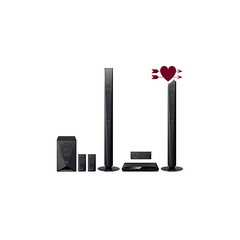 Sony DAV-DZ650 - 5.1Ch DVD Home Theatre System - 1000W black