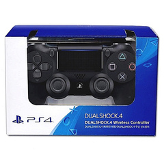 Sony PS4 Pad Dual Shock 4 Wireless Controller Black. black Normal