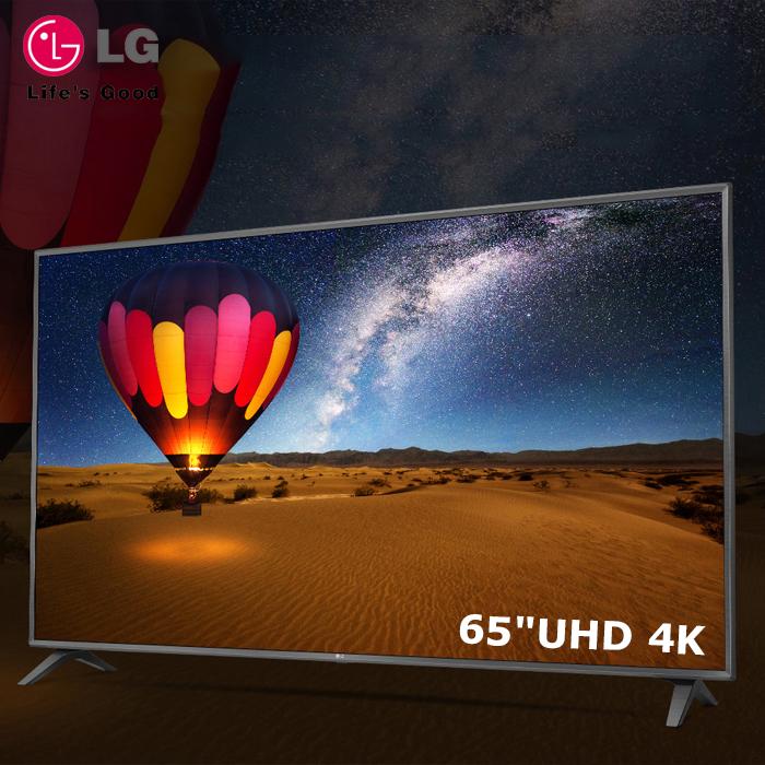 """LG 65UK6100PVA 65"""" Smart UHD 4K LED TV black 65 inch"""