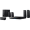 Sony DZ350 - 5.1Ch DVD Home Theatre System black