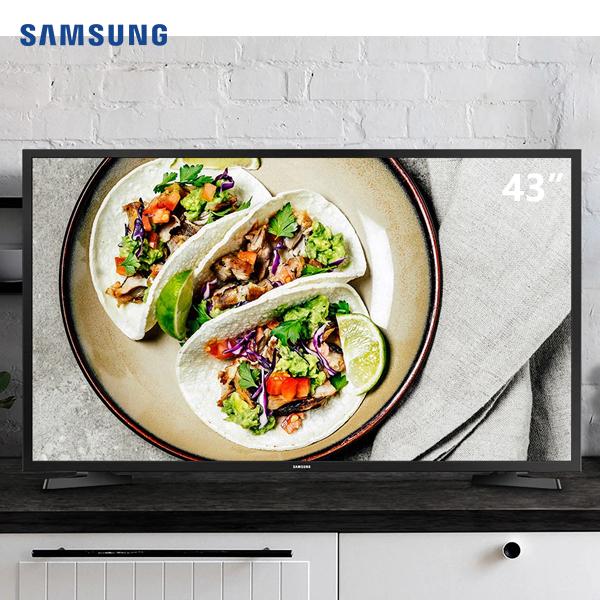 """Samsung UA43N5300AK - 43"""" FULL HD Smart LED TV black 43 inch"""