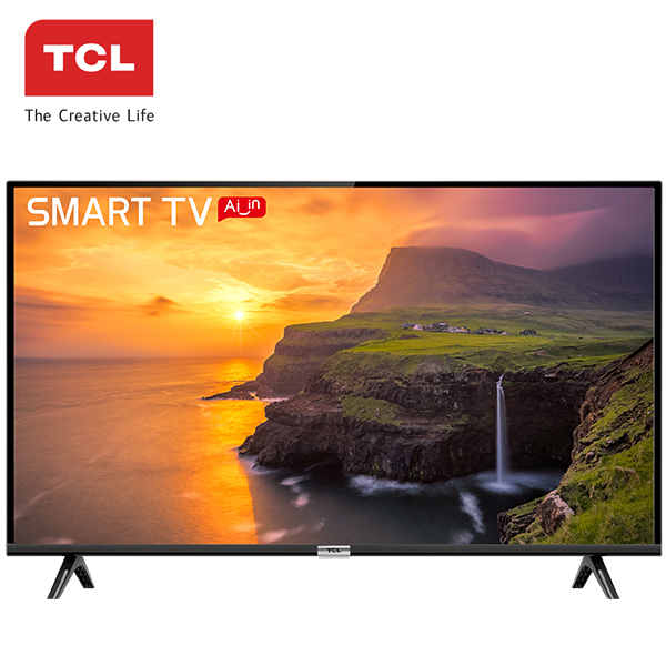 "TCL 43S6500 43"" LED Smart FHD Android TV black 43 inch"