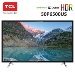 TCL 50P6500US 50