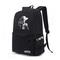HYBrand 15.5-Inch Mens Bags Business Laptop Canvas Backpack Waterproof Large Capacity black-5 15.5