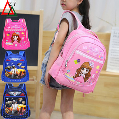 Kids Bags Fashion Children Backpacks for Student primary school boys girls satchel schoolbag pink