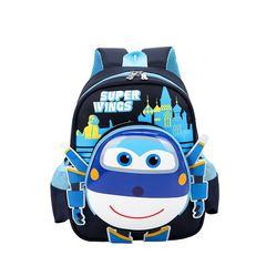 Kids Bags Fashion Children Backpacks for Student primary school boys girls satchel schoolbag navy blue