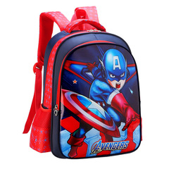 Kids Bags Fashion Children Backpacks for Student primary school boys girls satchel schoolbag captain america