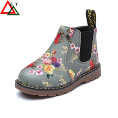 Fashion Children  Kids shoes for Girls Boys Casual Sneakers Baby Shoes boots sports shoes gray 21