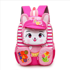 Kids Bags Children Backpacks for Student primary school satchel boys girls  schoolbag pink