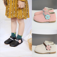 Fashion Children kids shoes Girls Casual Sneakers Leather shoes Princess Dancing Shoes dress shoes pink 21