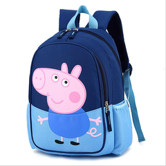 Kids Bags Children Backpacks for Student Kindergarten school satchel boys girls schoolbag blue
