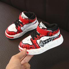 Fashion sneakers comfortable soft Shoes Girls Boys kids shoes casual shoes red 21
