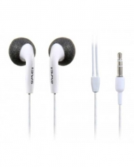 Awei ES 10 earphones_white