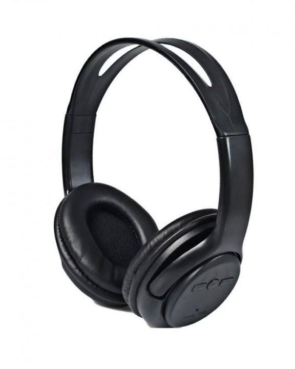 BAT Wireless Stereo Headphones - Black great