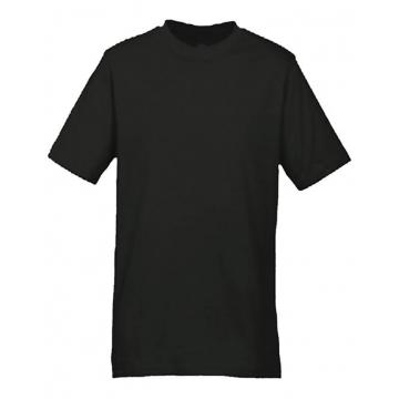 Generic Black Plain T-Shirt black m