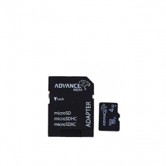 Advance 4GB - Memory Card - Black great
