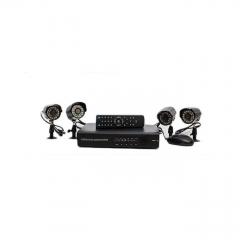 Generic CCTV Security Recording System - Black great